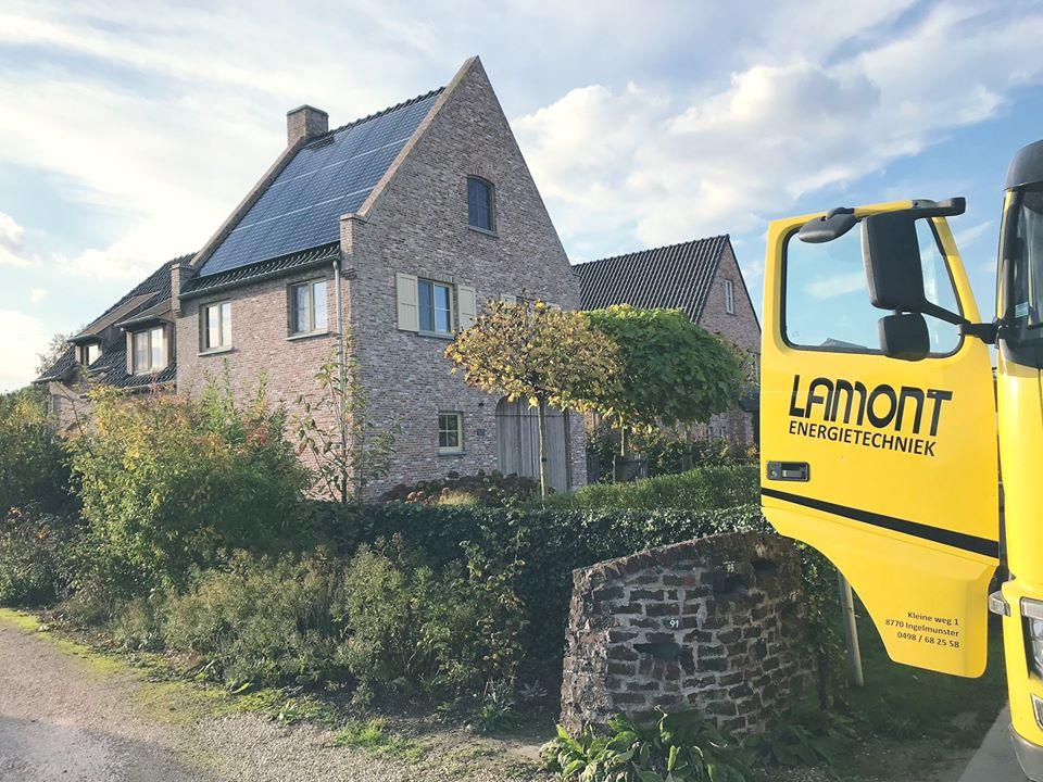 Zonnepanelen Lamont